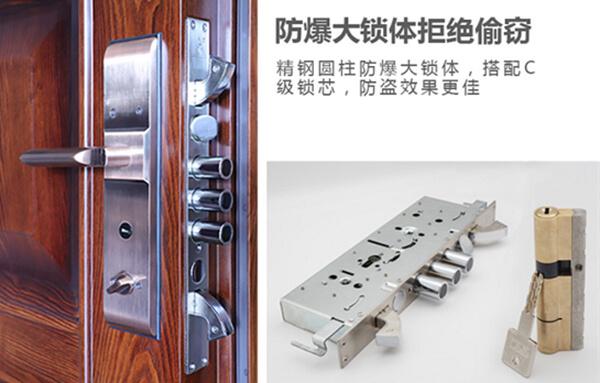 怎么选购防盗门锁及防盗门锁芯?