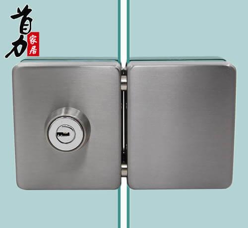 怎么安装玻璃门锁 隔断玻璃门锁安装步骤及注意事项