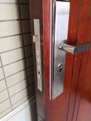 开锁换锁芯